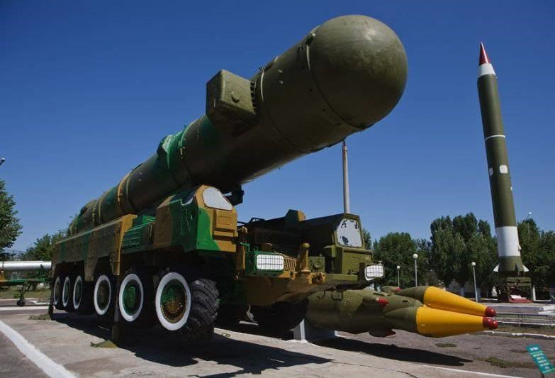 Ракета РСД-10 (SS-20)
