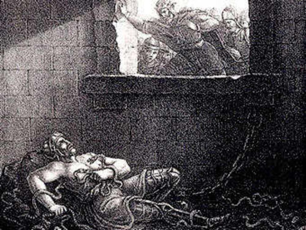 Смерть Рагнара