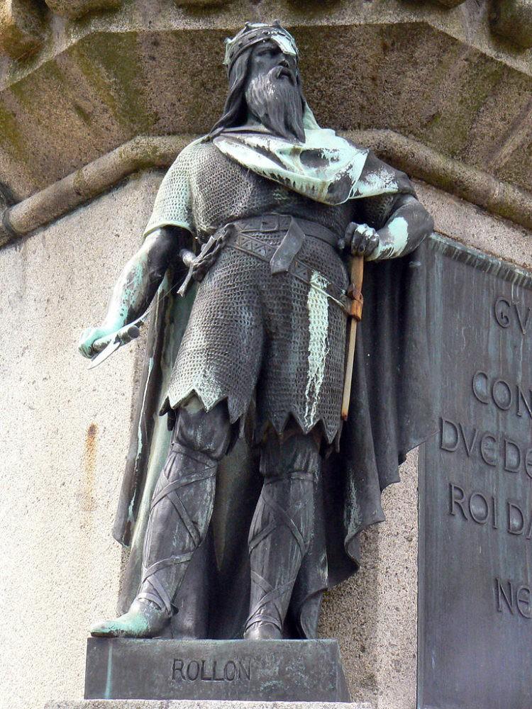 Статуя Роллона