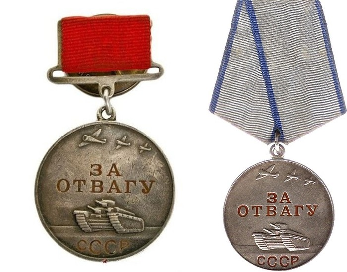 Т-35 на медали