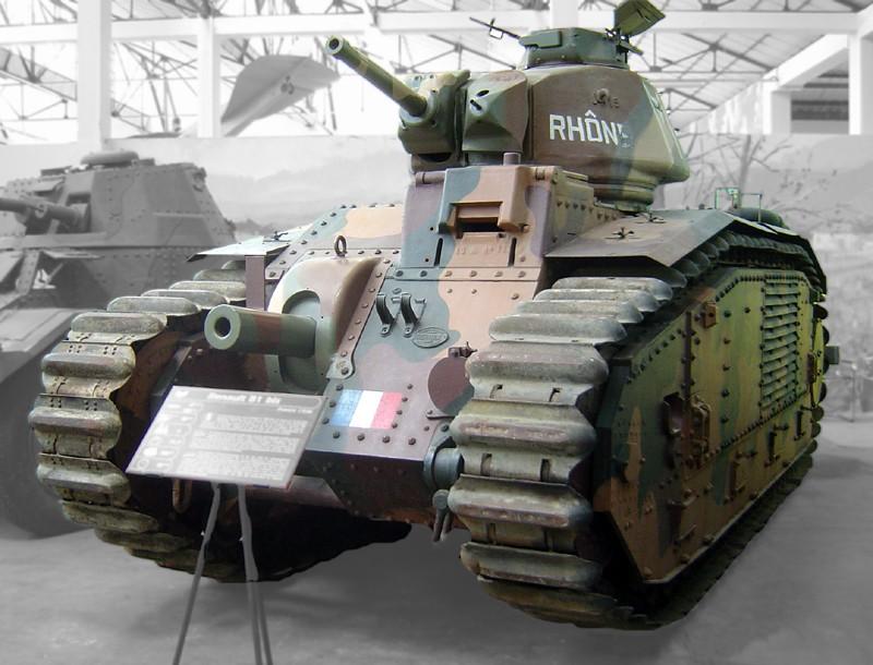 Танк Char B1