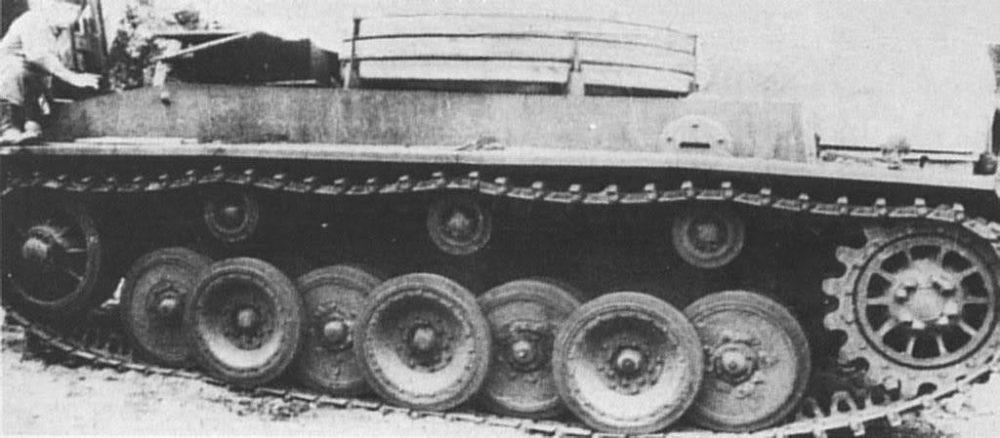 Танк Henschel VK 3001(H)