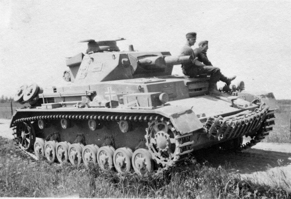 Танк Pz.Kpfw IV Ausf. C