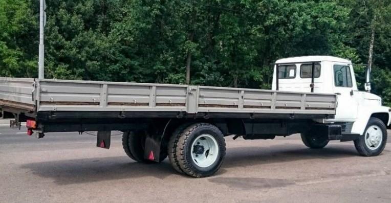 Удлинённый ГАЗ-3309