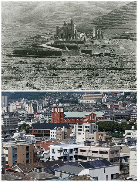 Восстановленный город