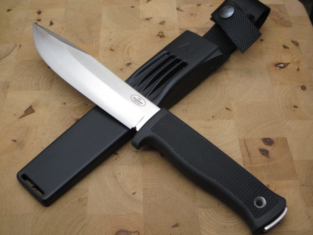 Fallkniven A1 Swedish Survival