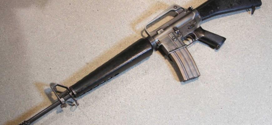 М16А1