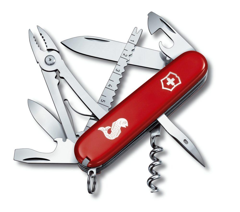 Многофункциональный складной нож