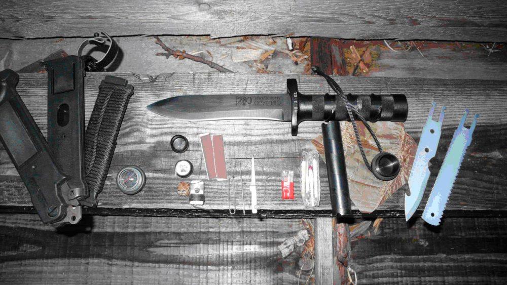 Нож для выживания