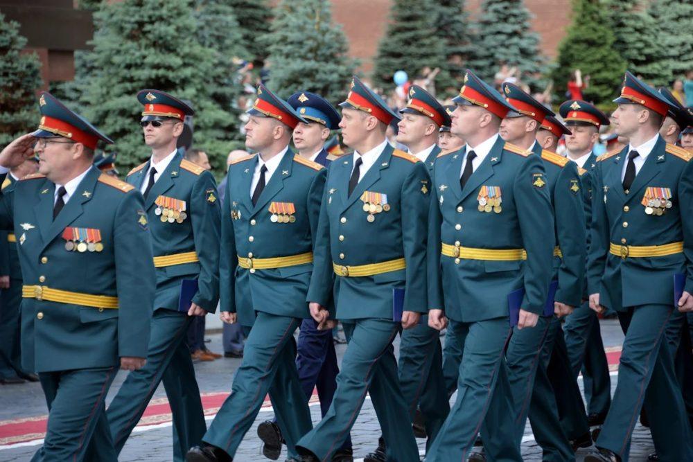 Парадная форма России