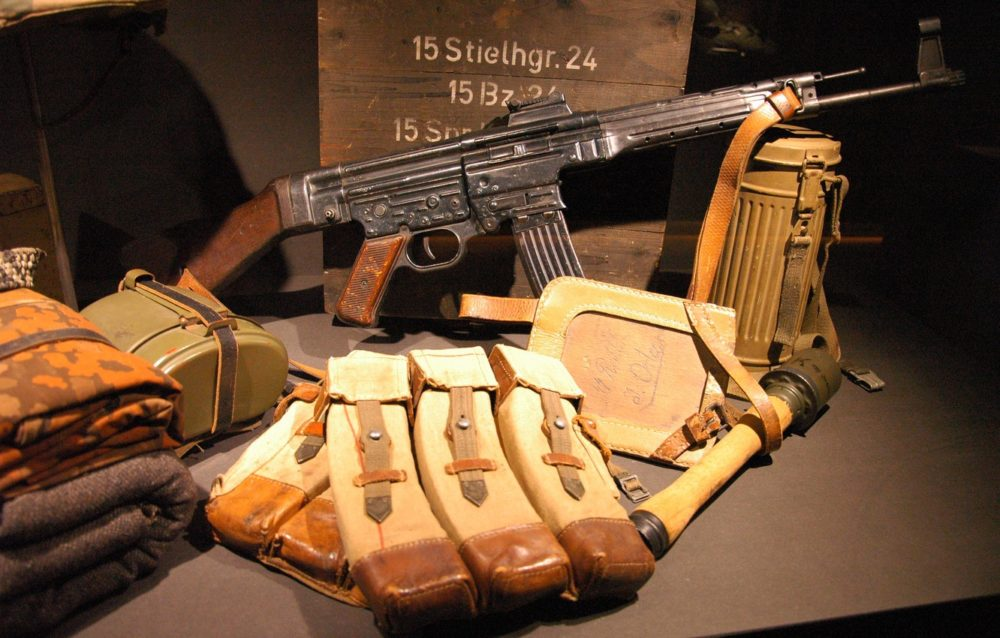 Снаряжение немецкого спецназа