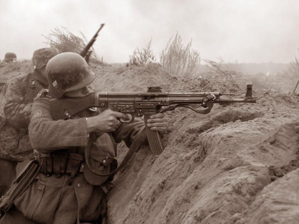 StG 44 в бою