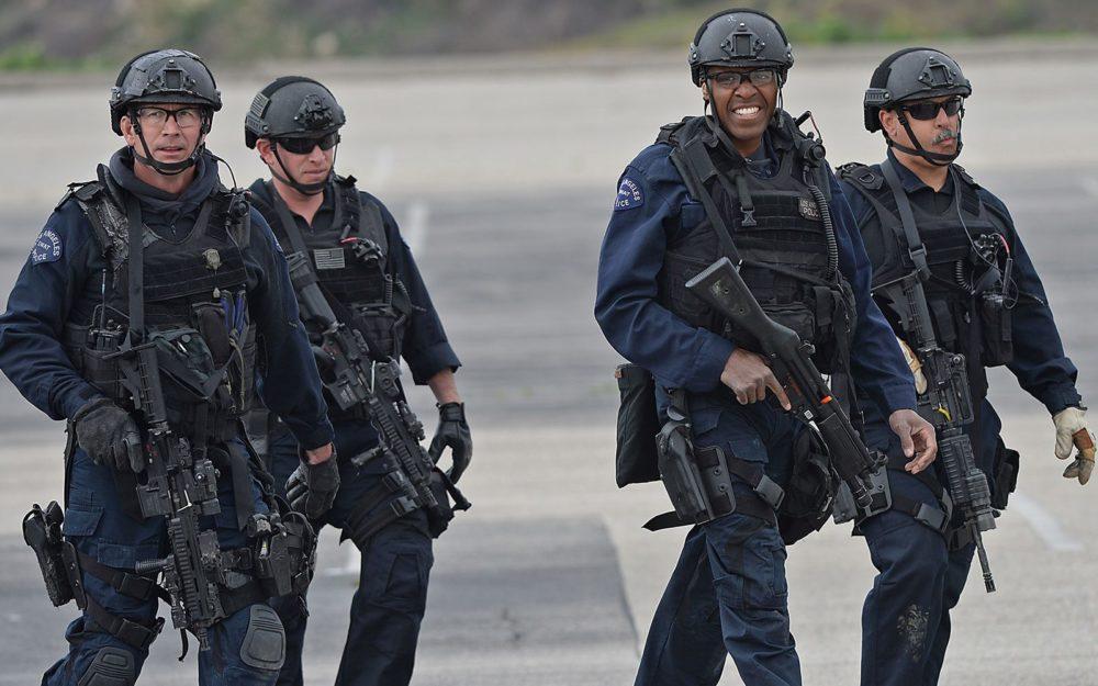 Американский SWAT