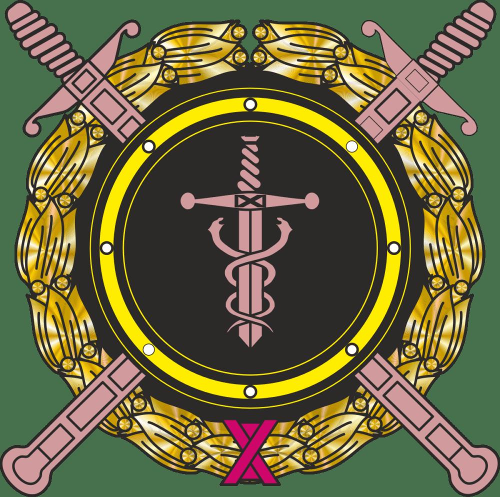 Эмблема СОБРа