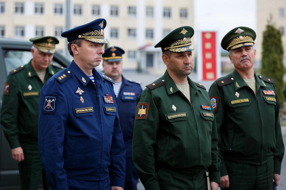 Фуражки в России