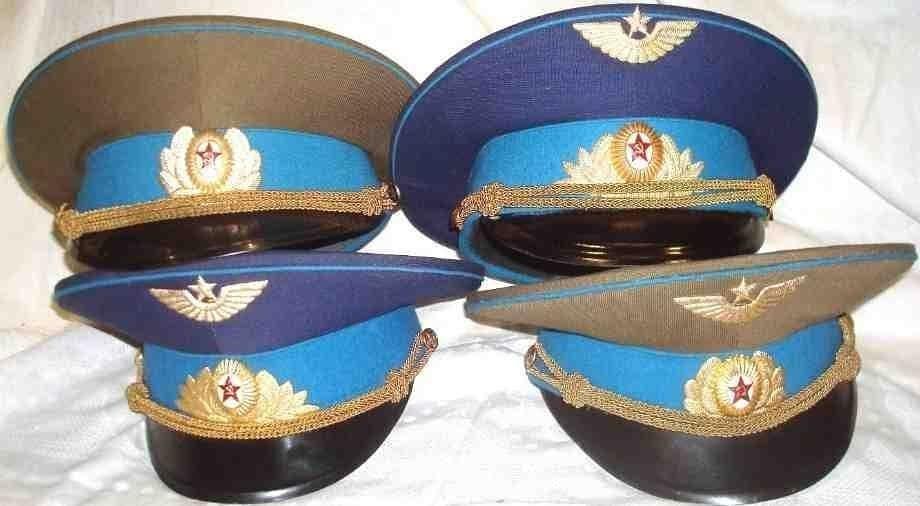 Фуражки в СССР