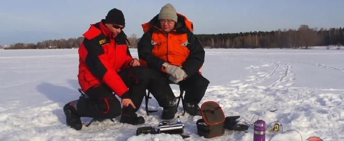 Испытания подводной камеры