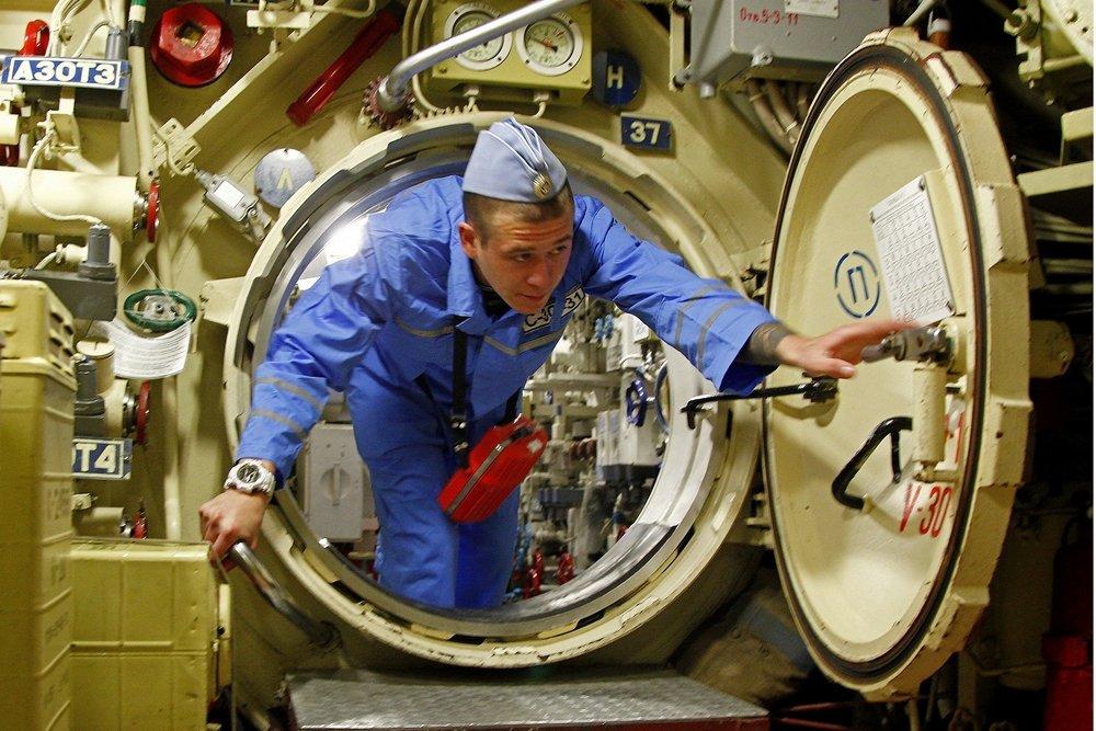 Контрактник на подводной лодке