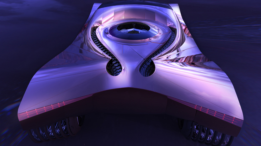Автомобиль на ториевом реакторе