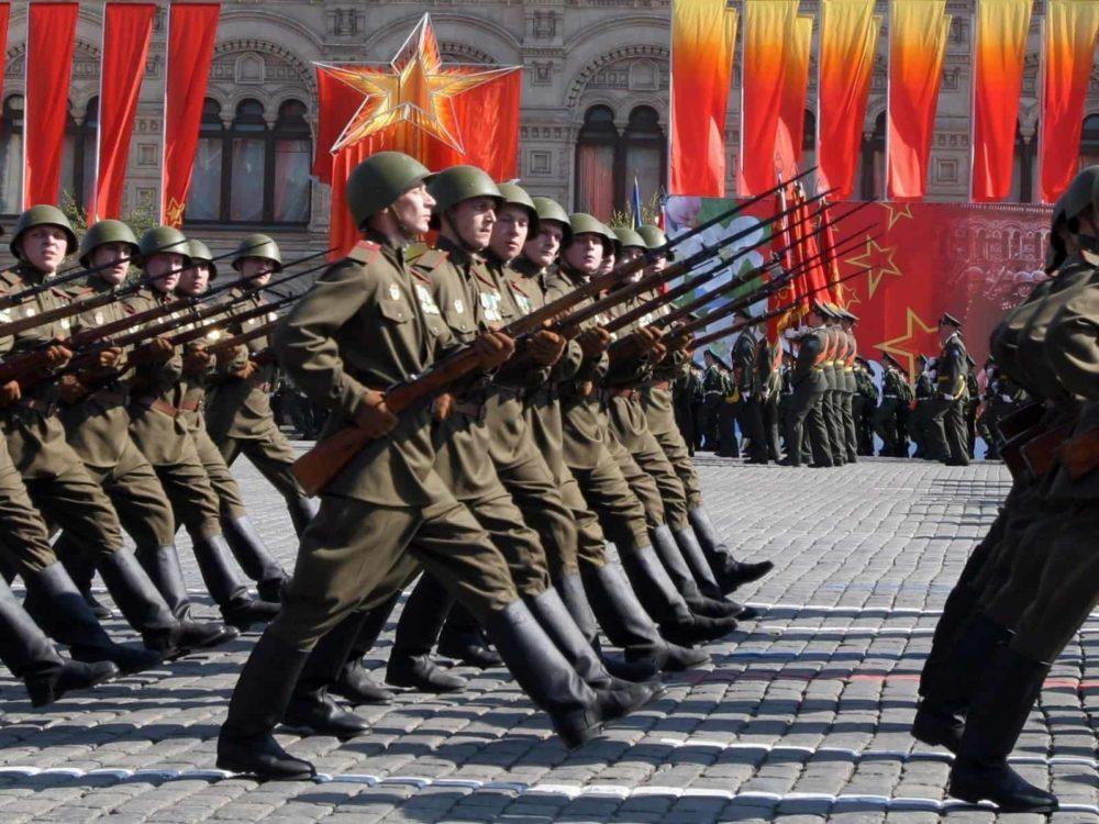 Дисциплина на параде