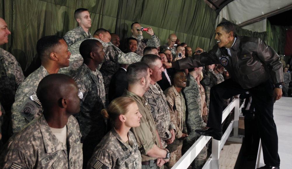 Геи в армии США