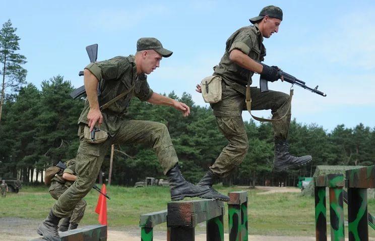 Геморрой в армии