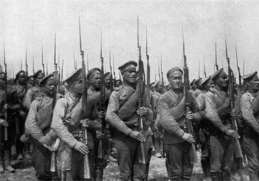 Солдаты Российской империи