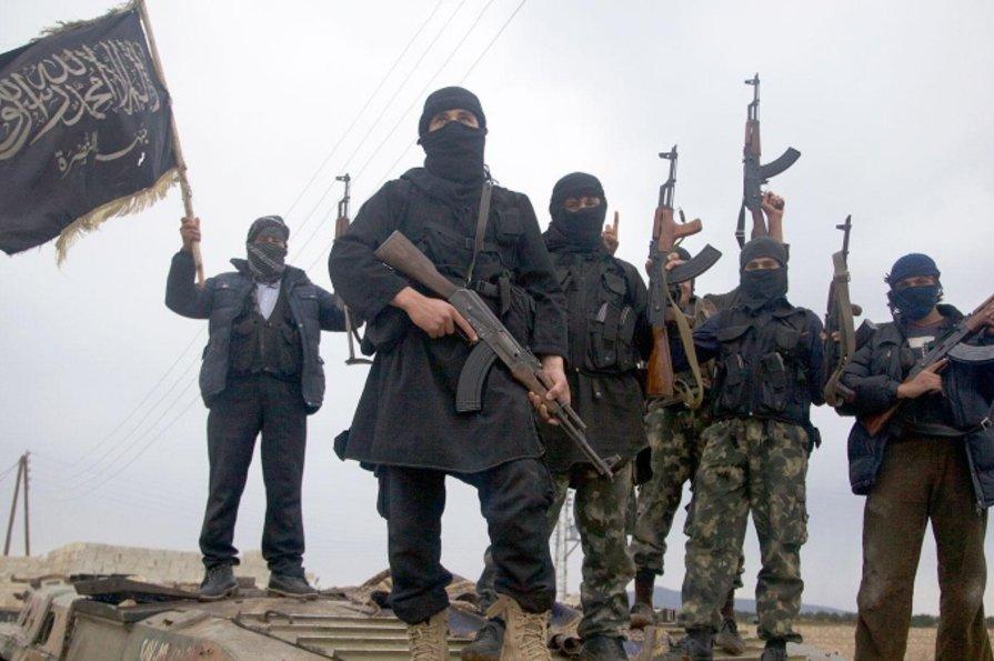 Террористы из ИГИЛ