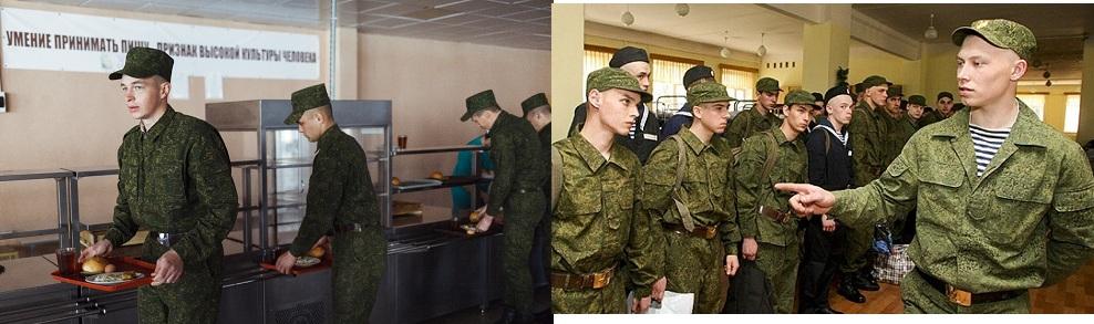 Носят ли Маски Солдаты и Призывники в Воинских Частях?