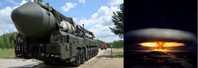 Количество Атомных Боеголовок у России и США, и Сколько Они Могут Выпустить Одномоментно