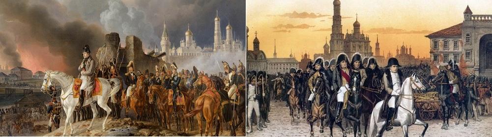 Французы Выпустили Русские Войска из Москвы в 1812 Году по Просьбе Генерала Милорадовича