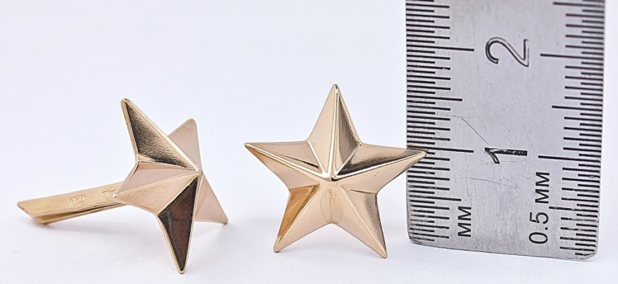 Размер звезды
