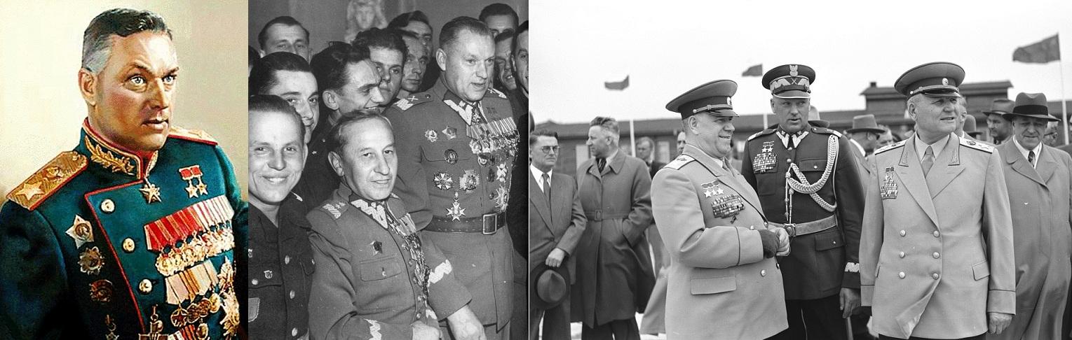 маршалы советского союза фото и автобиографии наткнулась письма