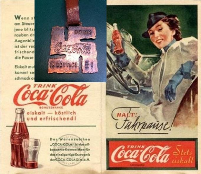 Coca-cola не Закрыла ни Одного Завода в Германии во Время Войны
