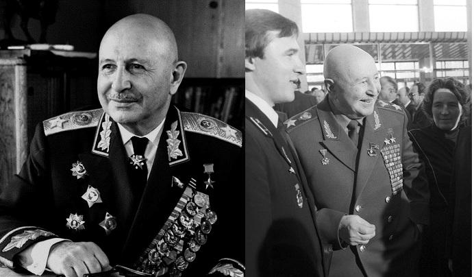 Как Маршал Баграмян Проучил Латышских Националистов Своей Находчивостью