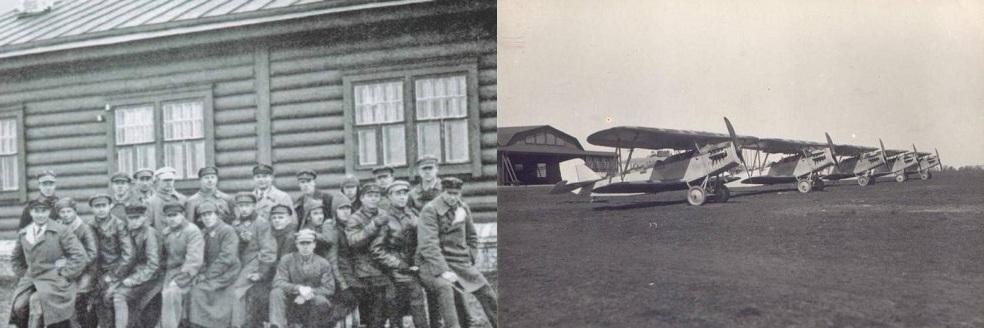 До Прихода Гитлера к Власти Немецких Летчиков отправляли на Обучение в СССР