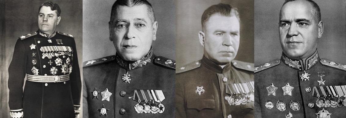 Маршалы СССР, Верующие в Бога на Фронте и в Советской Стране