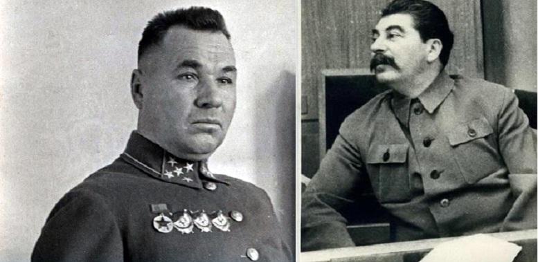 Генерал Апанасенко Спорил со Сталиным на Повышенных Тонах и не Отдал Ему Противотанковые Пушки
