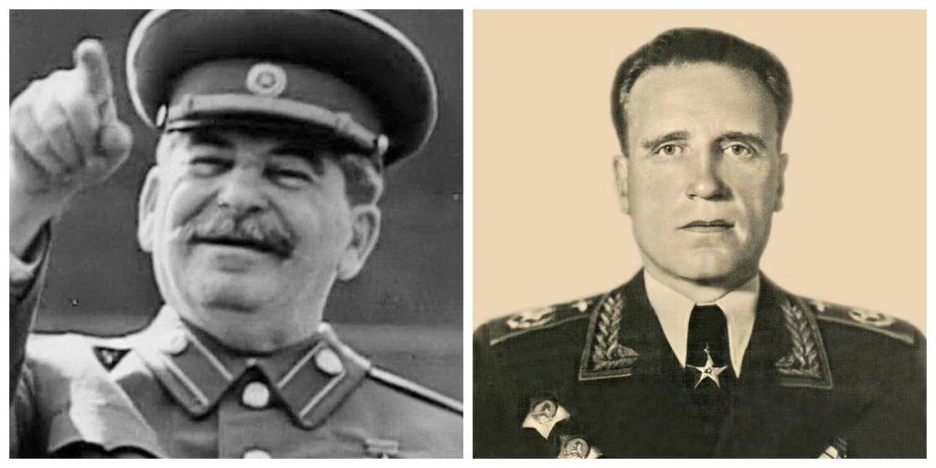 Что Сталин Сделал с Маршалом Головановым, Когда Тот Перед Ним Чуть не Заснул