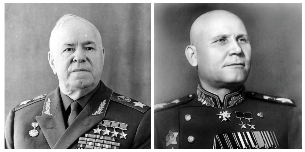 Как Жуков Маршала Конева Спас, но Тот Его Предал