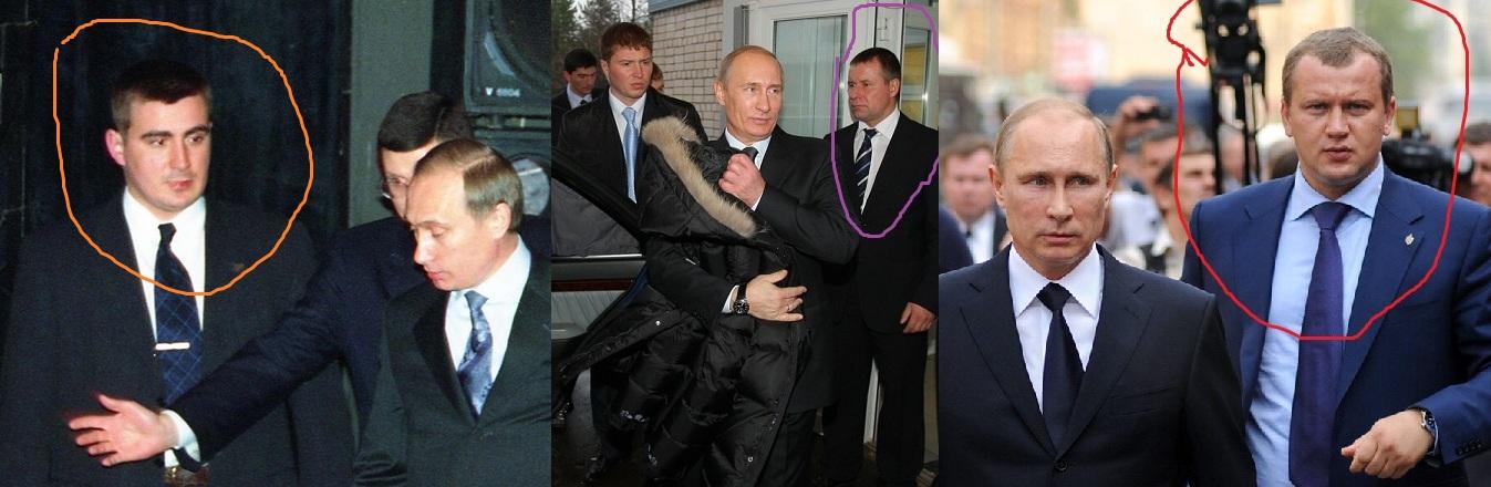 Как Четыре Охранника Путина Стали Губернаторами