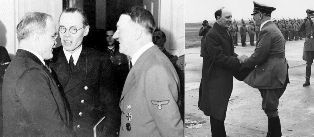 Адольф Гитлер Посещал СССР 7 Раз