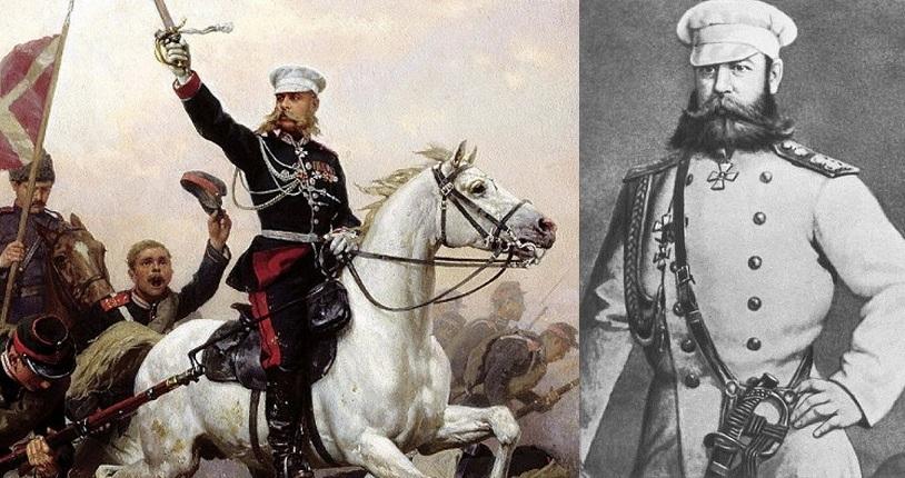 Как Генерал Скобелев Трусов в Армии Использовал