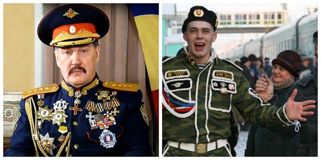Как Отреагирует Российский Военный на Приказ Казачьего Генерала