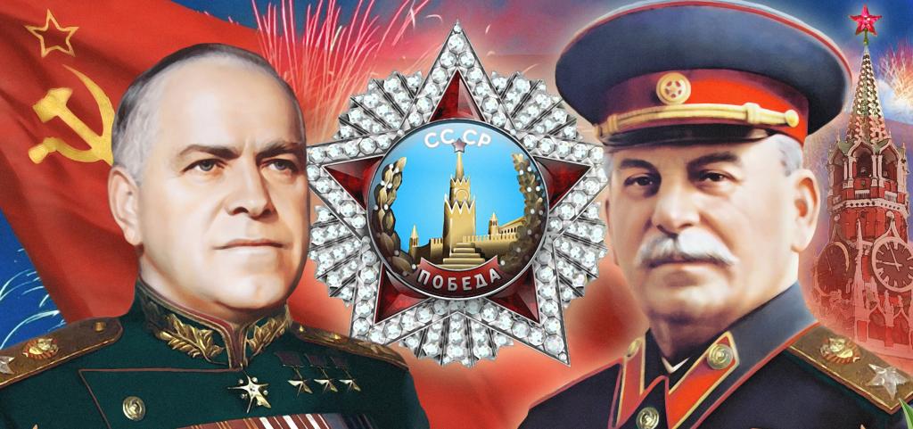 Что Сталин Сделал с «алчным» Жуковым, Когда Узнал, Сколько Тот из Германии Трофеев Привез