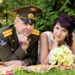 Отпуск жене военнослужащего по закону