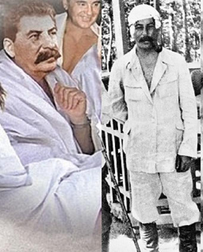 Как Сталин Застал Сотрудника, Парящегося в Его Бане, и Что он Ему Сказал