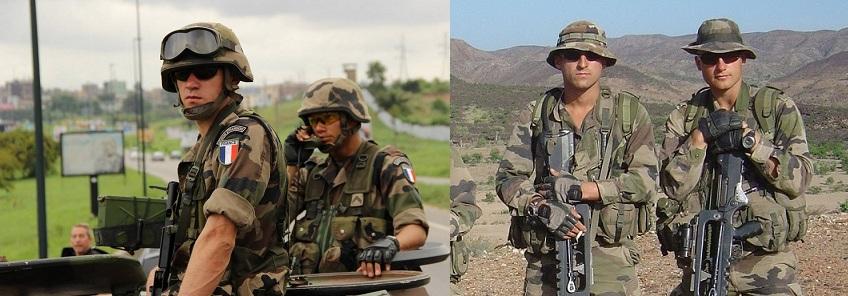 Армии, в Которых Принимают Иностранцев и Дают Гражданство