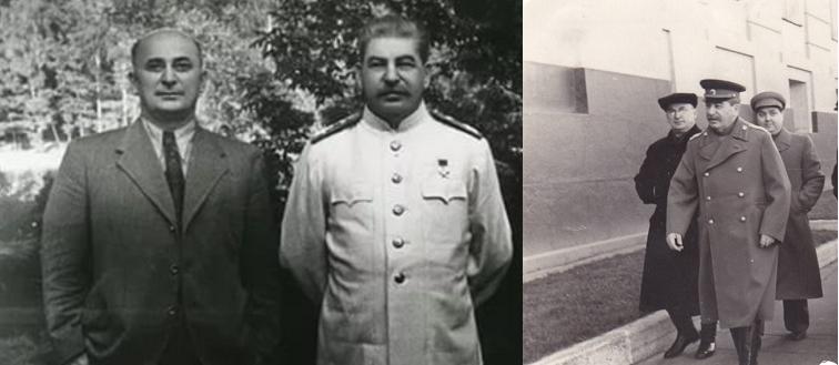 Берия Любил Шариться по Комнатам в Резиденции Сталина в Его Отсутствие