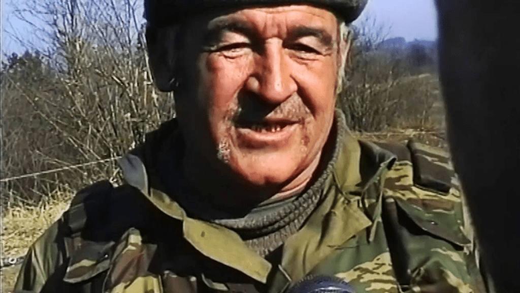 Как Генерал Булгаков в Чечне на Боевиков Собак Натравил и Справился с Задачей